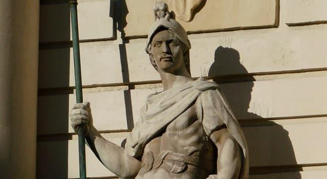 Cultura Pregunta Trivia: ¿Cómo se llamaba el Dios romano de la guerra?