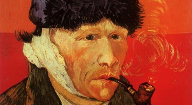 Cultura Pregunta Trivia: ¿Con quién había tenido una discusión  Van Gogh cuando se cortó la oreja?