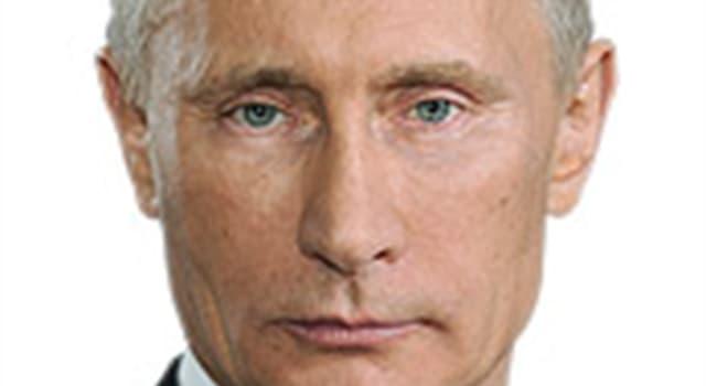 Cultura Pregunta Trivia: ¿Cuál es el nombre completo del presidente de la Federación Rusa?