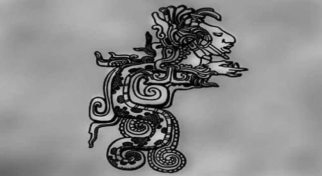 Historia Pregunta Trivia: ¿Cuál es el nombre del dios Maya conocido como serpiente emplumada?
