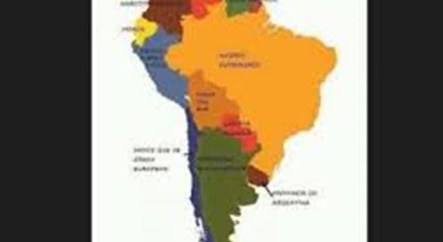 Geografía Trivia: ¿Cuál es el país más pequeño de Sudamérica?