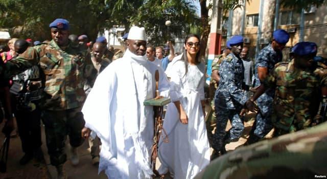 Geografía Trivia: ¿Cuál es la capital de la República de Gambia?