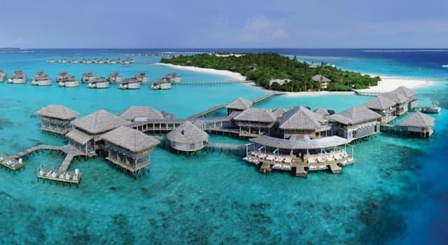 Geografía Pregunta Trivia: ¿Cuál es la capital de la República de Maldivas?