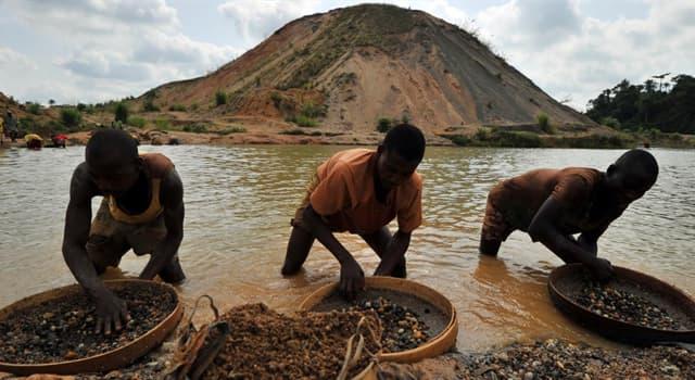 Geografía Pregunta Trivia: ¿Cuál es la capital de la República de Sierra Leona?