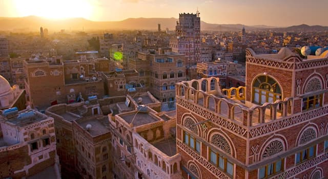 Geografía Pregunta Trivia: ¿Cuál es la capital de la República de Yemen?