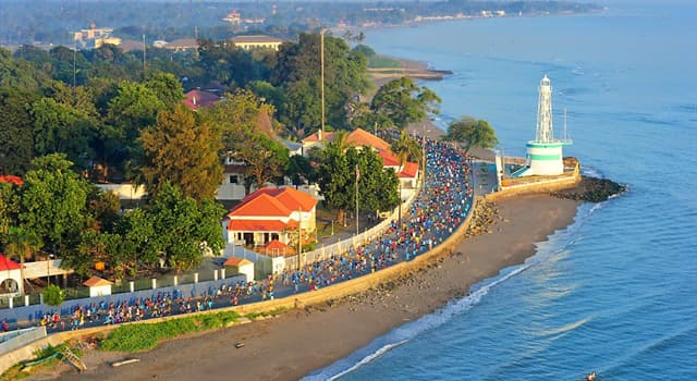 Geografía Pregunta Trivia: ¿Cuál es la capital de la República Democrática de Timor Oriental?