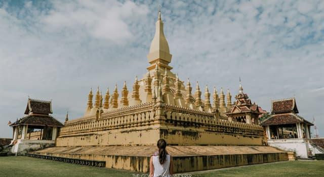 Geografía Pregunta Trivia: ¿Cuál es la capital de Laos?