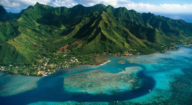 Geografía Pregunta Trivia: ¿Cuál es la capital del Reino de Tonga?