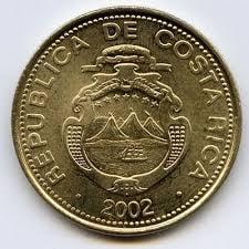 Geografía Pregunta Trivia: ¿Cuál es la moneda de curso legal en Costa Rica?