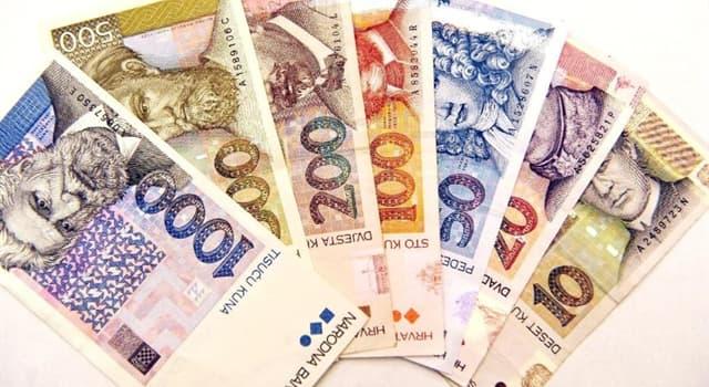 Sociedad Pregunta Trivia: ¿Cuál es la moneda oficial de Croacia?