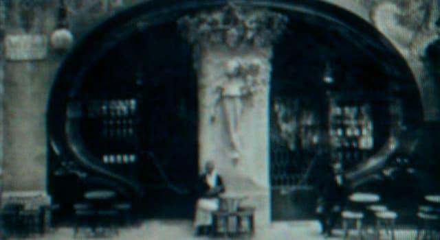 Cultura Pregunta Trivia: ¿Cuál es la obra en que Antonio Gaudí participó, y que actualmente ya no existe?