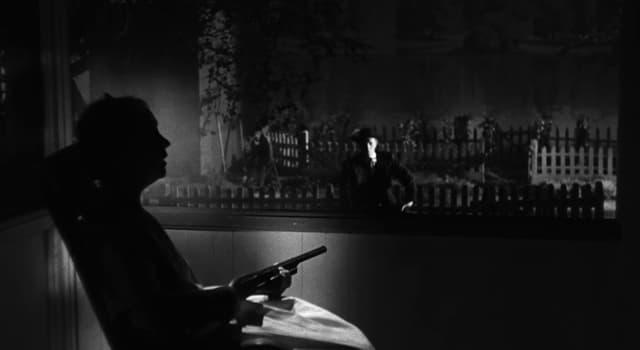 Películas y TV Pregunta Trivia: ¿Cuál fue la única película que dirigió el actor Charles Laughton?