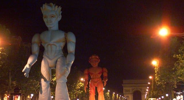 Deporte Pregunta Trivia: ¿Cuáles eran los nombres de los muñecos gigantes de la inauguración del Mundial de Francia 1998?