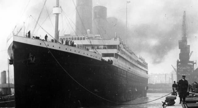 Historia Pregunta Trivia: ¿Cuántas personas sobrevivieron al hundimiento del Titanic?