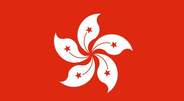 Geografía Pregunta Trivia: ¿De qué ciudad o región es la bandera de la imagen?