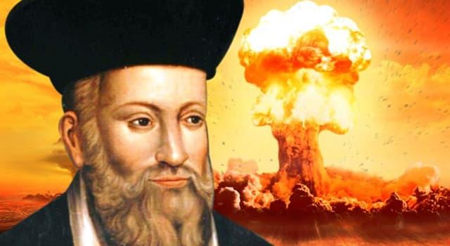 Historia Pregunta Trivia: ¿De qué nacionalidad era Nostradamus?
