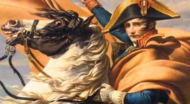 Historia Pregunta Trivia: ¿Dónde fue derrotado Napoleón Bonaparte?