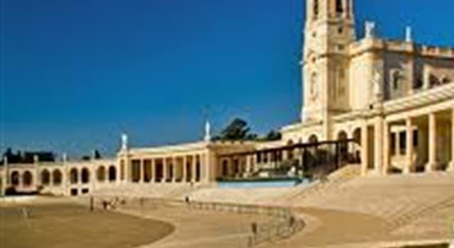 Cultura Pregunta Trivia: ¿Dónde se encuentra el Santuario de Nuestra Señora del Rosario de Fátima?