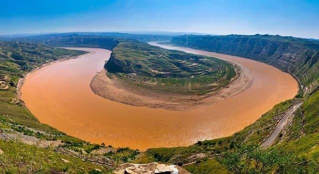 Geografía Pregunta Trivia: ¿Dónde se localiza el río Amarillo?