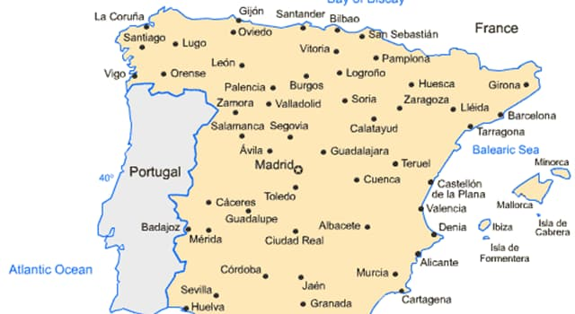 """Geografía Pregunta Trivia: ¿En cuál de las siguientes ciudades españolas no existe una calle con el nombre """"Argentina"""" o """"República Argentina""""?"""