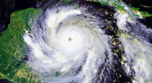Naturaleza Pregunta Trivia: ¿En qué año tocó tierras mexicanas el huracán Paulina?