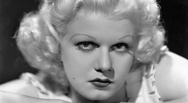 Películas y TV Pregunta Trivia: ¿En qué canción Madonna rinde homenaje a la actriz de cine clásico Jean Harlow?