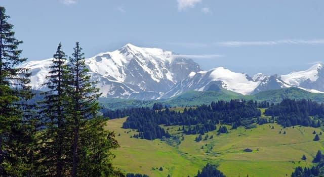 Geografía Pregunta Trivia: ¿En qué país europeo se localizan los Montes Apeninos?
