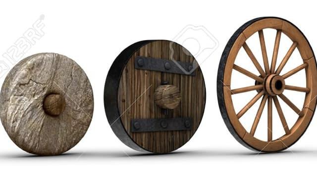 Cultura Pregunta Trivia: ¿En qué lugar se inventó la rueda según las evidencias arqueológicas?
