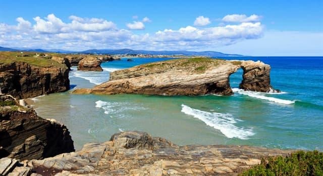 Geografía Pregunta Trivia: ¿En qué país se encuentra la playa de la imagen?