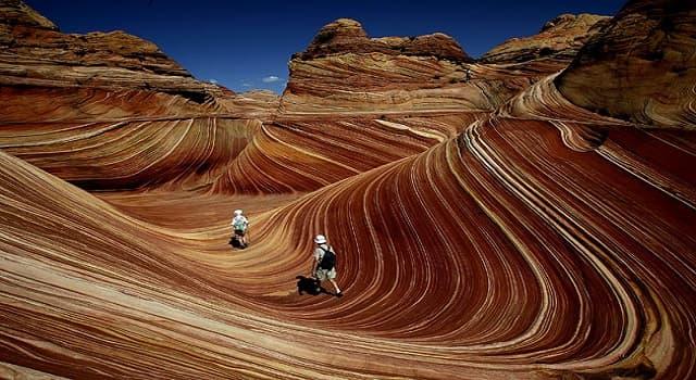 Naturaleza Pregunta Trivia: ¿En qué país se localiza la ola de piedra?