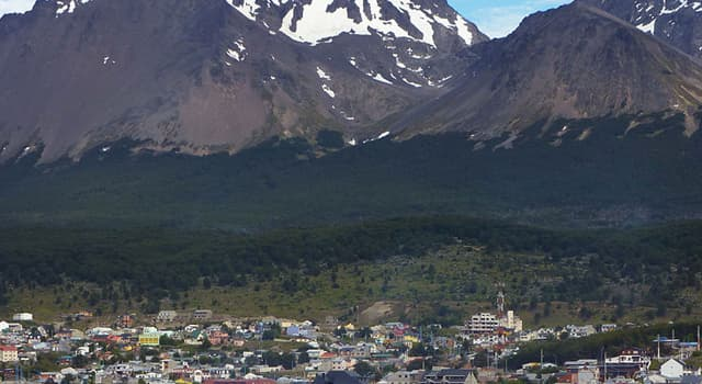 Geografía Pregunta Trivia: ¿En que año se fundó la ciudad de Ushuaia?