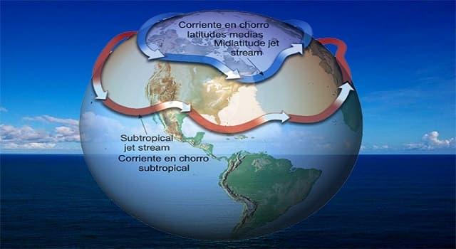 Geografía Pregunta Trivia: ¿Entre qué latitudes se forman los vientos alisios?