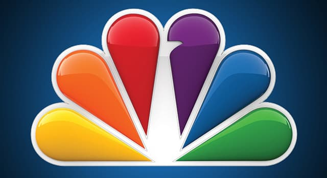 Movies & TV Trivia Question: How many feathers were on the tail of the original National Broadcasting Company (NBC) peacock?