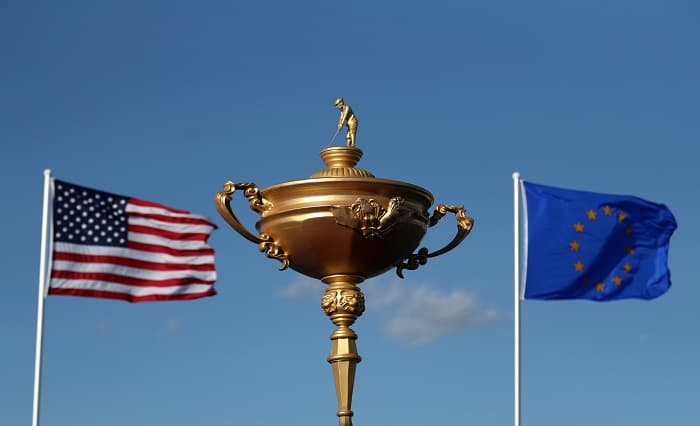Sport Trivia Question: How many years did the US golf team go undefeated on home soil when they lost the 1987 Ryder Cup competition to the European team?