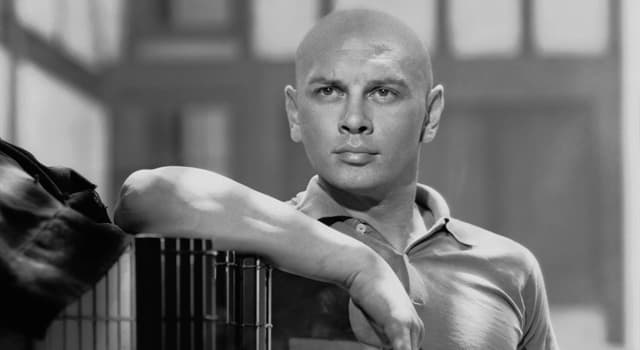 Geography Trivia Question: In which country was the actor Yul Brynner born?