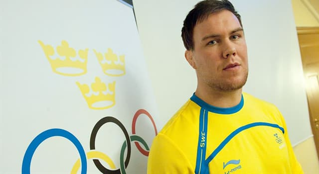Sport Trivia Question: In which sport did Swedish Jimmy Lidberg win Olympic, European and World Championship medals?