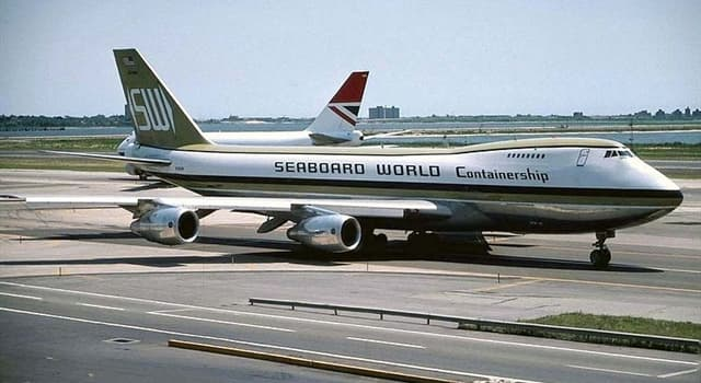 History Trivia Question: In which U.S. city was the headquarters of 'Seaboard World Airlines'?