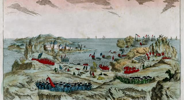 History Trivia Question: In which year was the Battle of Signal Hill fought?