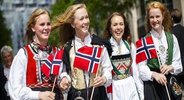 Geografía Pregunta Trivia: ¿Incluyendo las dependencias, cuántos países forman la región nórdica?