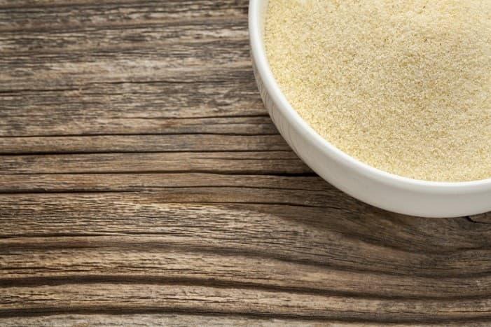 Natur Wissensfrage: Aus welchem Getreide wird der Grieß hergestellt?