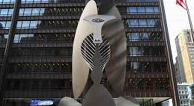 Cultura Pregunta Trivia: La imagen muestra una escultura creada por Pablo Picasso. ¿En qué ciudad está y con qué nombre se la conoce?
