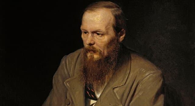 Historia Pregunta Trivia: ¿Por qué fue condenado a muerte Dostoyevski?
