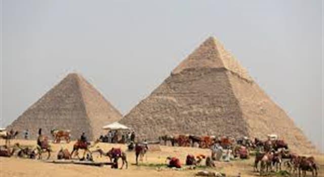 Geografía Pregunta Trivia: ¿Qué denominación recibe el jefe de Estado de Egipto?
