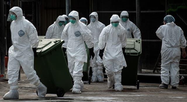Cultura Trivia: ¿Qué es una pandemia?