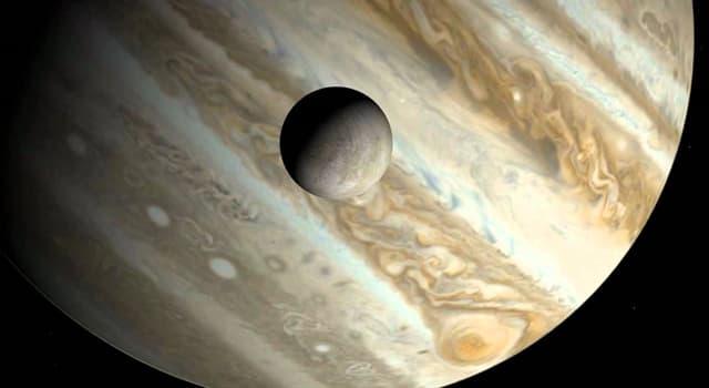 Сiencia Pregunta Trivia: ¿Qué ocurrió en Júpiter en julio de 1994?