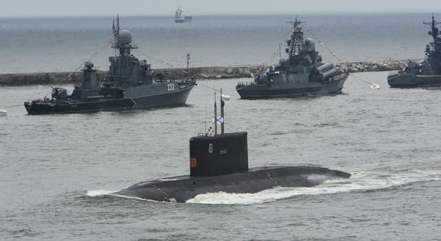 Historia Pregunta Trivia: ¿Qué tragedia sucedió en la Armada de Rusia durante un ejercicio naval en el año 2000?