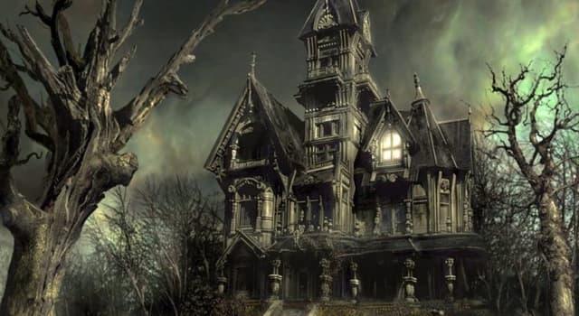 Cultura Pregunta Trivia: ¿Quién escribió el Fantasma de Canterville?