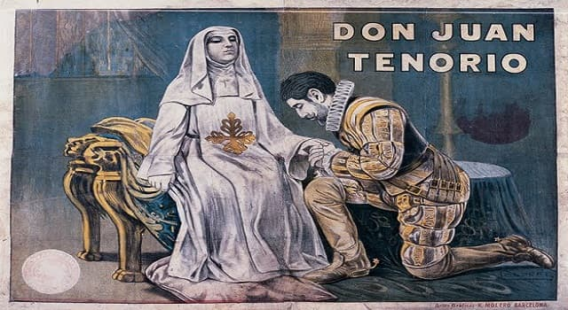 """Сiencia Pregunta Trivia: ¿Quién escribió la novela """"Don Juan Tenorio""""?"""