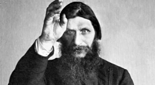 Historia Pregunta Trivia: ¿Quién fue Rasputín?