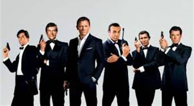 Películas y TV Pregunta Trivia: ¿Quién interpretará a James Bond en la próxima película del agente 007, cuyo estreno se prevé para fines del año 2019?
